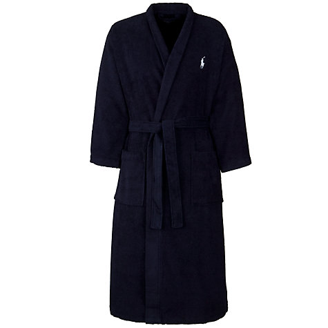 Buy Polo Ralph Lauren Cotton Terry Robe Online at johnlewis.com