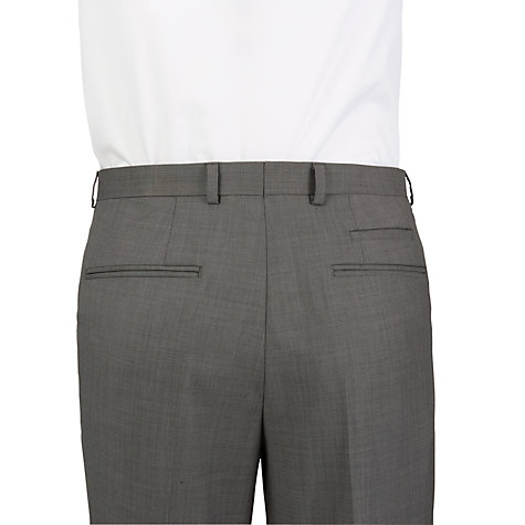 Buy COLLECTION, John Lewis Men Birdseye Suit Trousers Online at johnlewis.com