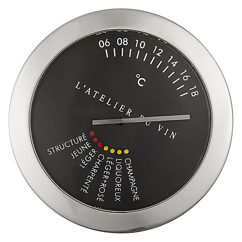 Buy L'Atelier du Vin Wine Thermometer Online at johnlewis.com