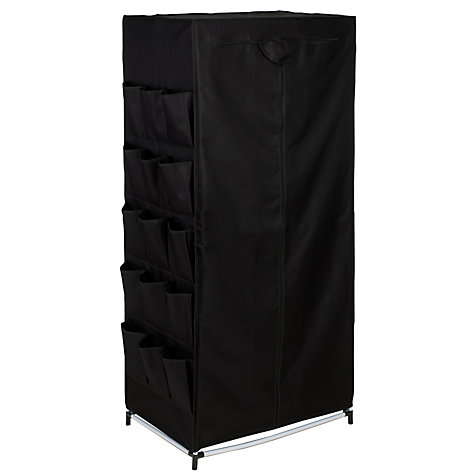 Buy John Lewis Polyester Cover Wardrobes Online at johnlewis.com