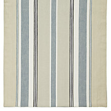 Buy John Lewis Coastal Stripe Runner, Blue/White Online at johnlewis.com