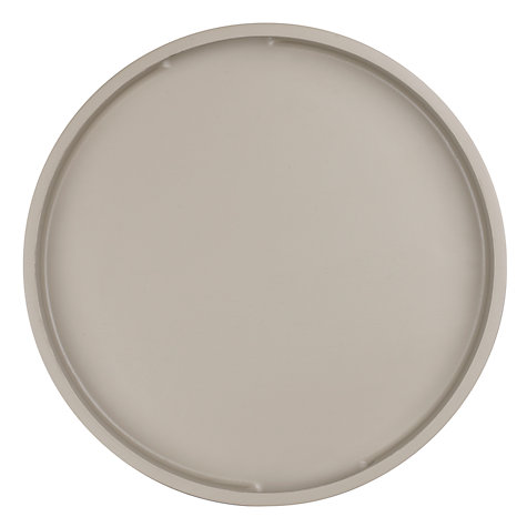 Buy John Lewis Painted Round Wood Tray Online at johnlewis.com
