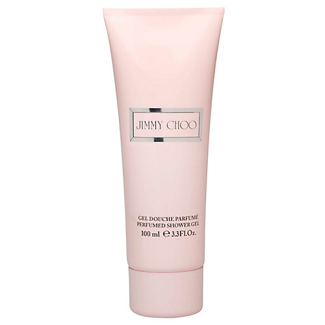 Buy Jimmy Choo Perfumed Shower Gel, 150ml Online at johnlewis.com