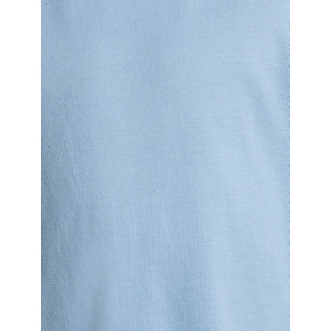 Buy John Lewis Cotton T-Shirt, Pack of 2, Blue Online at johnlewis.com