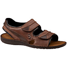 Buy Josef Seibel Formosa 04 Leather Sandals Online at johnlewis.com
