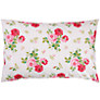 Cath Kidston Antique Rose Bouquet Standard Pillowcase