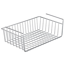 Buy John Lewis Undershelf Storage Basket Online at johnlewis.com