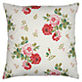 Cath Kidston Antique Rose Bouquet Cushion