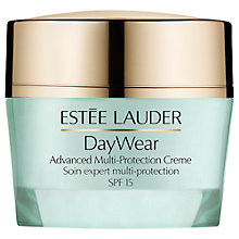 Buy Estée Lauder DayWear Advanced Multi-Protection Anti-Oxidant Creme SPF15 - Normal / Combination, 50ml Online at johnlewis.com