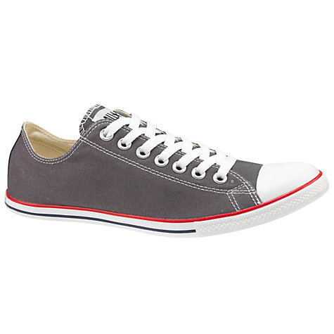 Buy Converse Chuck Taylor All Star Slim Ox Trainers Online at johnlewis.com