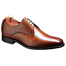 Buy Barker Eton Calf Leather Goodyear Welt Derby Shoes Online at johnlewis.com