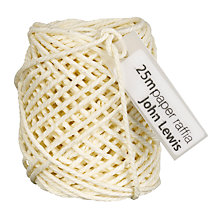 Buy John Lewis Parcel Twine, L25m Online at johnlewis.com