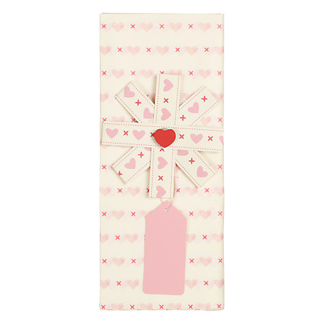 Buy John Lewis Tissue, Gift Tag & Bow Set Online at johnlewis.com