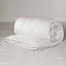 Buy John Lewis Goose Down Duvets, 13.5 Tog (9 + 4.5 Tog) All Seasons Online at johnlewis.com