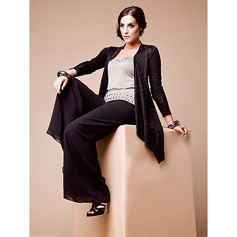 Buy Chesca Spaghetti Belt Trim Trousers Online at johnlewis.com
