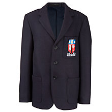 Buy Aberdeen Grammar School Boys' Blazer, Navy Online at johnlewis.com