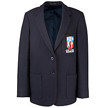 Buy Aberdeen Grammar School Girls' Blazer, Navy Online at johnlewis.com