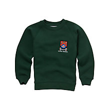 Buy Albyn School Boys' Sports Sweatshirt Online at johnlewis.com