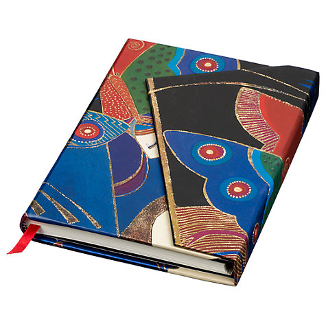 Buy Paperblanks Midsummer Night's Dream Wrap Journal, Midi Online at johnlewis.com
