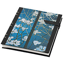 Buy Paperblanks Magnolia Notebook, Ultra Online at johnlewis.com