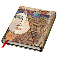 Buy Paperblanks Soul & Tears Wrap Journal, Midi Online at johnlewis.com