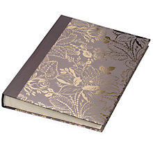 Buy John Lewis Foil Photo Album, Flowers Online at johnlewis.com