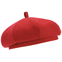 Buy Holy Cross RC Primary School Girls' Beret Online at johnlewis.com
