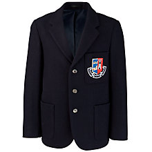 Buy Robert Gordon's College Boys' Blazer, Navy Online at johnlewis.com