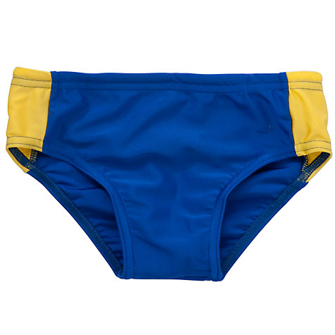 Buy Boys' School Stripe Swim Trunks Online at johnlewis.com
