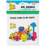 Mr Men Mr Bounce Party Invitations, Set of 10