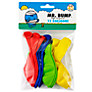 Mr Men Mr Bump Balloons, Set of 12