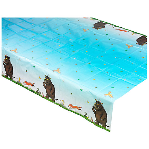 Buy Gruffalo Disposable Tablecloth Online at johnlewis.com