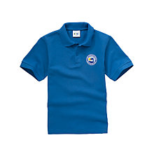 Buy Dolphin School Unisex Sports Polo Shirt Online at johnlewis.com
