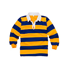 Buy Eltham College Junior and Senior Boys' Moffat House Rugby Jersey Online at johnlewis.com