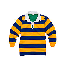 Buy Eltham College Junior and Senior Boys' Livingstone House Rugby Jersey Online at johnlewis.com