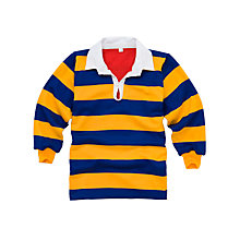 Buy Eltham College Junior and Senior Boys' Chalmers House Rugby Jersey Online at johnlewis.com