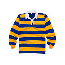 Buy Eltham College Junior and Senior Boys' Carey House Rugby Jersey Online at johnlewis.com