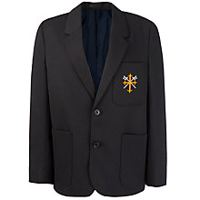 Buy Eltham College Junior And Senior Boys' Blazer, Navy Online at johnlewis.com