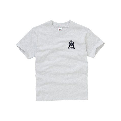 Buy Emanuel School Unisex Drake/Nelson Sports T-Shirt Online at johnlewis.com