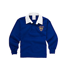 Buy Plumtree Junior School Boys' Rugby Jersey Online at johnlewis.com