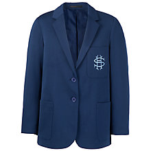 Buy Sacred Heart High School Girls' Blazer, Blue Online at johnlewis.com