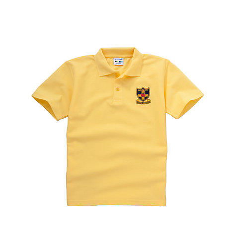 Buy St Catherine's School For Girls Polo Shirt Online at johnlewis.com