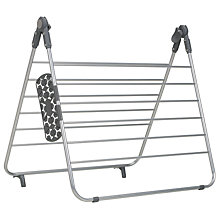 Buy John Lewis Over the Bath Clothes Airer Online at johnlewis.com