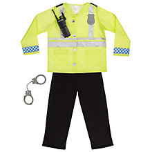Buy John Lewis Policeman Dressing-Up Costume Online at johnlewis.com