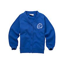 Buy Altrincham C Of E Aided Primary School Girl's Sweat Cardigan Online at johnlewis.com