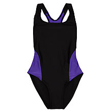 Buy The Chorister School Pre Prep And Prep Girl's Swimming Costume Online at johnlewis.com