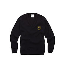 Buy Dame Allan's Senior School Girl's Pullover Online at johnlewis.com