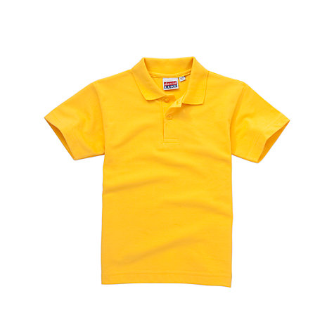 Buy Falcon Junior School Harrier Team Polo Shirt Online at johnlewis.com