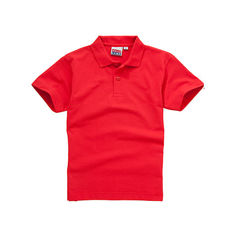 Buy Falcon Junior School Peregrine Team Polo Shirt Online at johnlewis.com