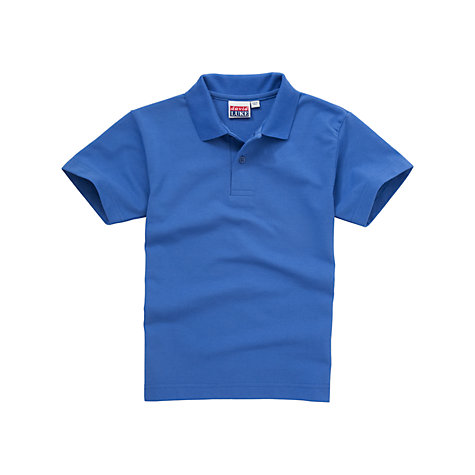 Buy Falcon Junior School Merlin Team Polo Shirt Online at johnlewis.com